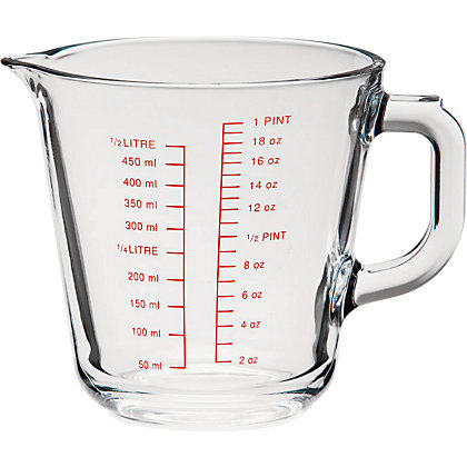 Image for Red Batter Jug from StoreName