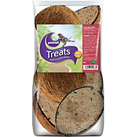 Peckish Coconut Shell Treat - 8 Pack