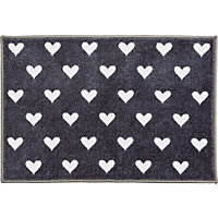 Super soft washable mat