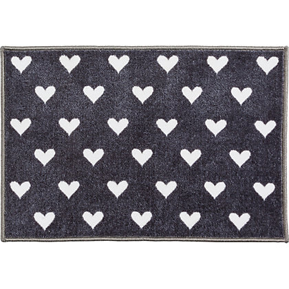 Image for Homebase Super soft washable mat from StoreName