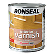 Ronseal Interior Varnish Gloss Antique Pine - 250ml