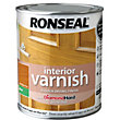 Ronseal Interior Varnish Matt Antique Pine - 250ml