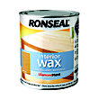 Ronseal Performance Wax - Antique Pine - 750ml