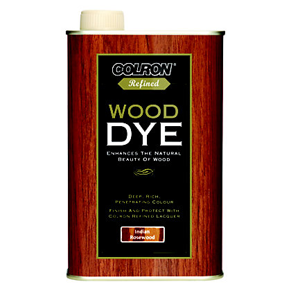 Image for Colron Refined Wood Dye Indian Rosewood - 250ml from StoreName