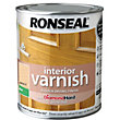 Ronseal Interior Varnish Matt Beech - 250ml