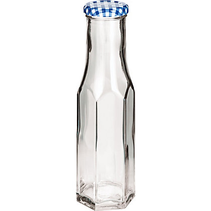 Image for Kilner Hexagon Twist Top Bottle from StoreName