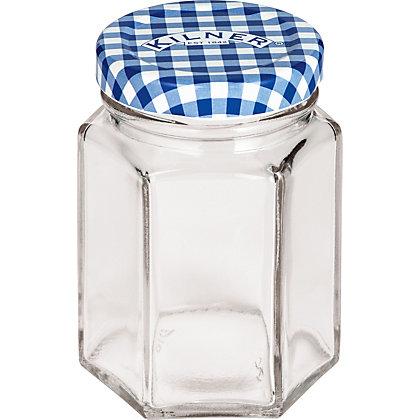 Image for Kilner Hexagon Twist Top Jar - 48ml from StoreName