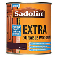 Sadolin Extra Durable Woodstain - Rosewood - 500ml