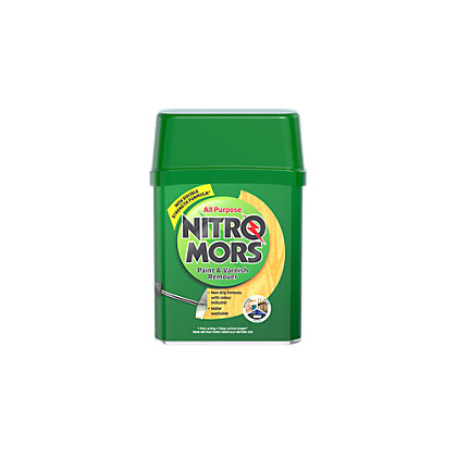 Image for Nitromors All Purpose Paint and Varnish Remover - Green - 375ml from StoreName