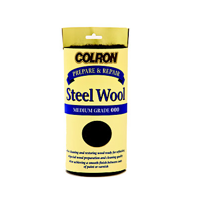 Image for Colron Medium Steel Wool from StoreName