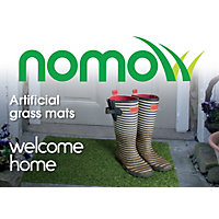 NoMow Artificial Grass Door Mat