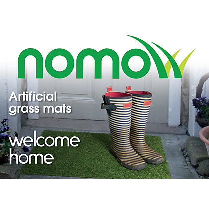 Image for NoMow Artificial Grass Door Mat from StoreName