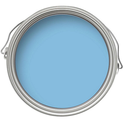 Image for Home of Colour Kitchen and Bathroom Marina Blue - Soft Sheen Emulsion Paint - 75ml Tester from StoreName