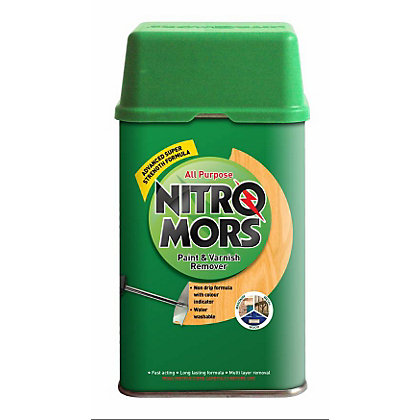 Image for Nitromors All Purpose Paint and Varnish Remover - Green - 750ml from StoreName