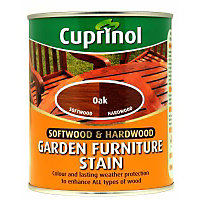 0Cuprinol Hardwood Garden Furniture Protector - Oak - 750ml