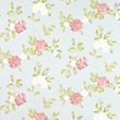 Laura Ashley - Munro - Duck Egg - Wallpaper