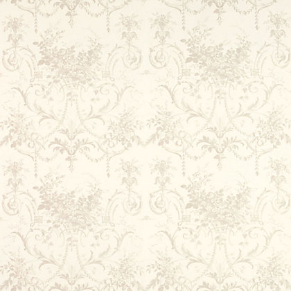Image for Laura Ashley - Tuileries - Dark - Linen - Wallpaper from StoreName
