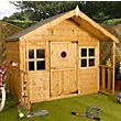 Mercia Lodge Wooden Playhouse