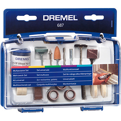 Image for Dremel General Purpose Accessory Set from StoreName