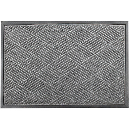 Image for Lingfield Doormat - Brown - 60 x 90cm from StoreName