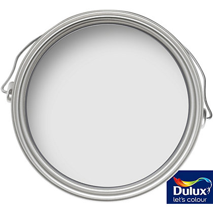 Image for Dulux White Mist - Matt Emulsion Colour Paint - 50ml Tester from StoreName