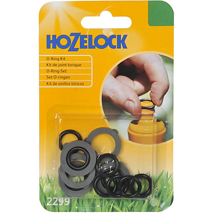 Image for Hozelock Garden Spares Kit - Washers & O Rings from StoreName