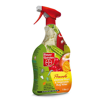 Image for Provado Ultimate Fruit and Vegetable Bug Killer - 1L from StoreName