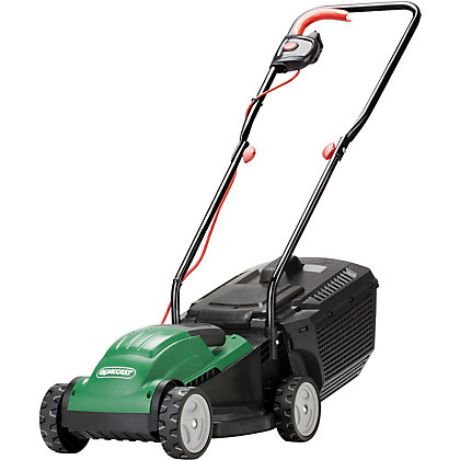 Flymo Re320 Electric Rotary Lawn Mower At Homebase Be