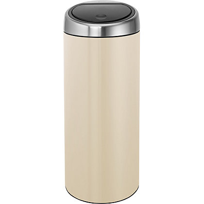 Image for Brabantia Touch Bin - 30L - Almond from StoreName