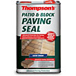 Thompsons Patio And Block Paving Seal - Satin - 5L