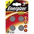 Energizer CR2032 Coin Cell Battery 4 Pack