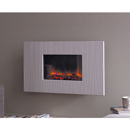Image for Reno Wall Mounted Fire from StoreName