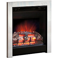 inset fires gas electric inset fires homebase. Black Bedroom Furniture Sets. Home Design Ideas
