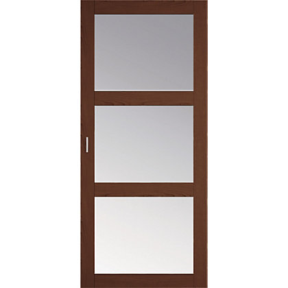 Image for Walnut and mirror sliding door HDR from StoreName