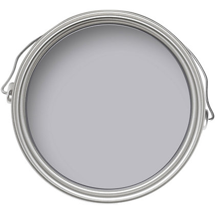 Image for Crown Fashion For Walls Aspen Silver - Indulgence Matt Emulsion Paint - 2.5L from StoreName