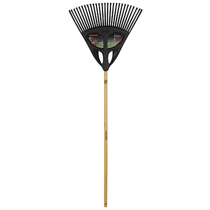 Image for Fiskars Leaf Garden Rake - Extra Large from StoreName