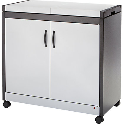 Image for Hostess Trolley - Silver. from StoreName