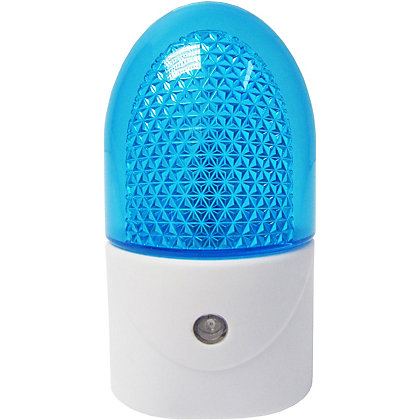 Image for Soft Blue Night Light from StoreName