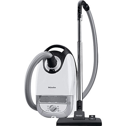 Image For Miele S5281 Clean Care Bagged Cylinder Vacuum Cleaner From