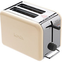 Kenwood Kmix Ttm022a 2 Slice Toaster Cream At Homebase