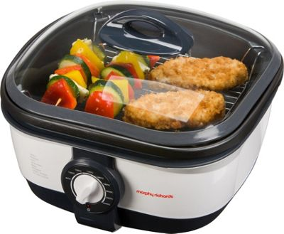 Image of Morphy Richards Intellichef Multi Cooker.