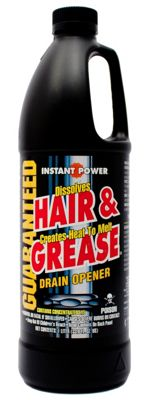 Scotch Corporation Liquid Instant Hair Grease Remover For