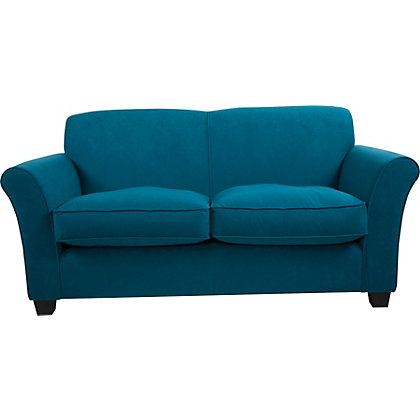 Caitlin Large Sofa Teal At Homebase Be Inspired And