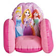 Ready Room Disney Princess Inflatable Flocked Chair.