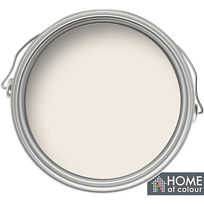 Image for Home of Colour Antique Ivory - Silk Emulsion Paint - 5L from StoreName