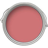 Matt emulsion paint has been designed to create dramatic feature walls