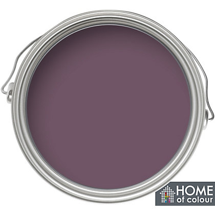 Image for Home of Colour Blackberry Burst - Feature Wall Matt Emulsion Paint - 75ml from StoreName