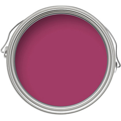 Image for Home of Colour Cherry Crush - Feature Wall Matt Emulsion Paint - 1L from StoreName