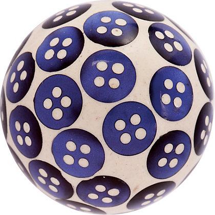 Image for Buttons Knob - Blue from StoreName