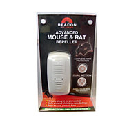 Rentokil Mouse & Rat Dual Action Advanced Repeller